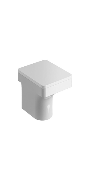 3518 - rectangular Btw wc pan