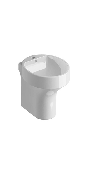 3520 - Oval Close coupled bidet