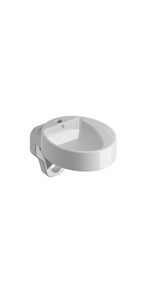 3525 - oval wall hung bidet