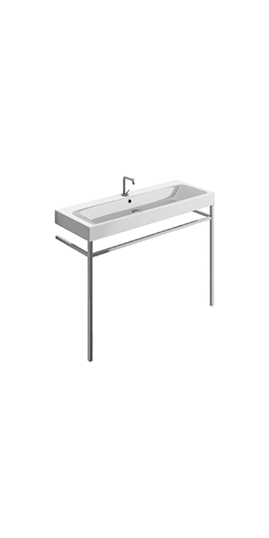 3534_9123 - washbasin 120x45 with free standing unit
