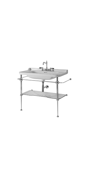 4144_9203 - Washbasins 120 with Floor standing unit