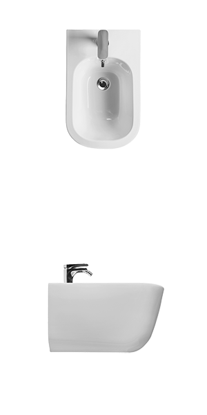 5125 - Close coupled bidet