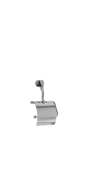 7421 - Toilet paper holder w/roll cover