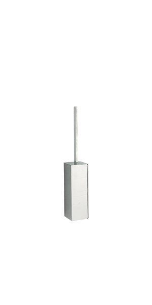 7427 - Floor mounted toilet brush holder