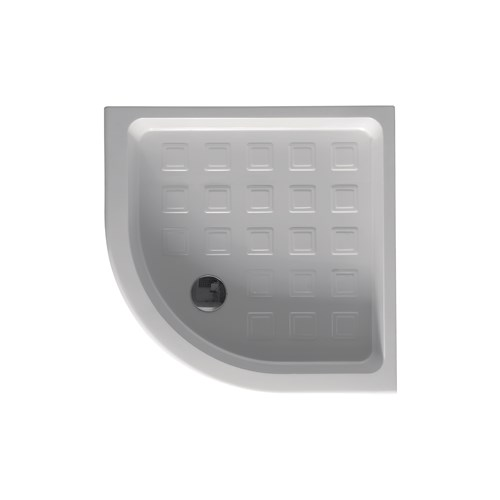 corner shower tray 90x90