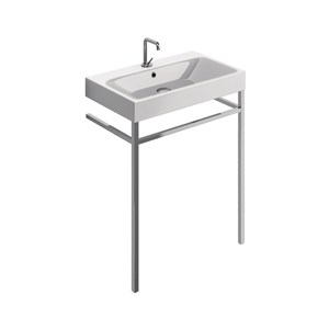 washbasin 70x45 with free standing unit
