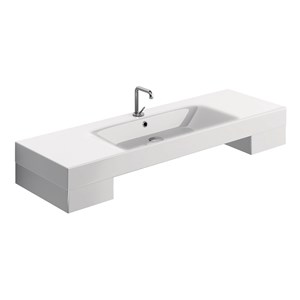 washbasin 140x45,  drawer