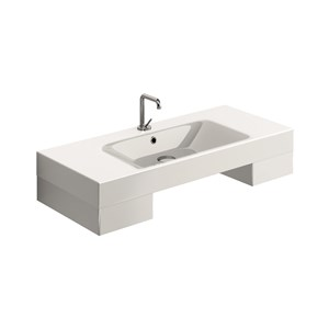 washbasin 100x45,  drawer