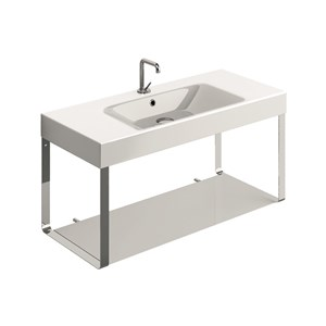 washbasin 100x45 with Wall hung