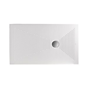 SHOWER TRAY 80x140 H3