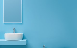 How to furnish a windowless bathroom: tips and ideas