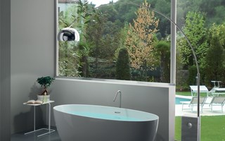 Style and shape of bathtubs: which one should be chosen?