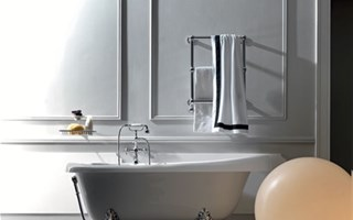 Classic and modern style bathtubs