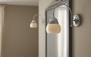 Bathroom lighting for the most elegant environments