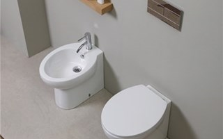 BACK-TO-WALL SANITARY WARE