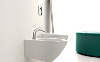 Wall-hung sanitary ware