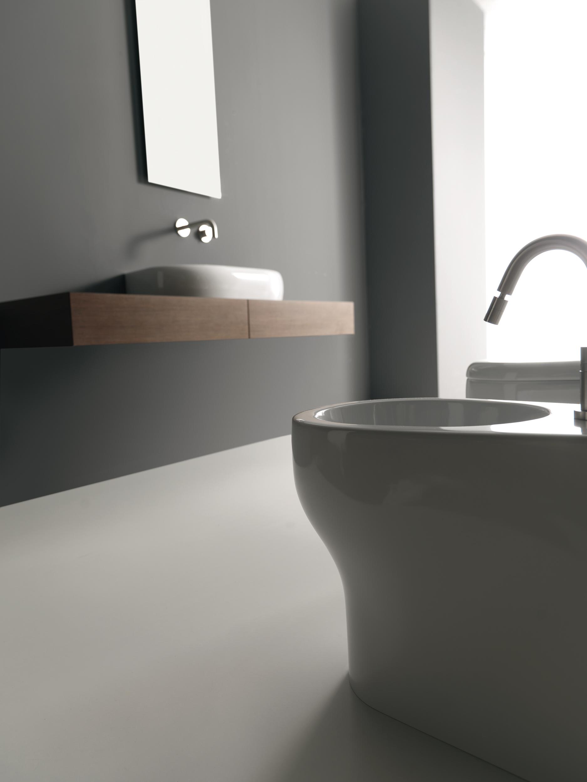 Lavabo A Colonna Design k09 bidet